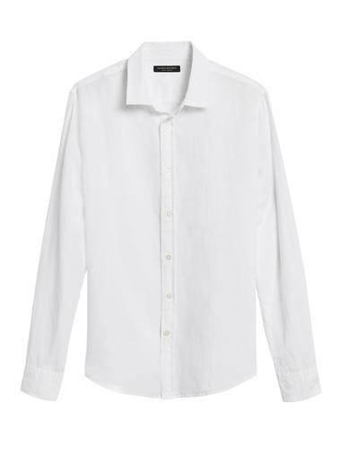 Banana Republic Gömlek Beyaz